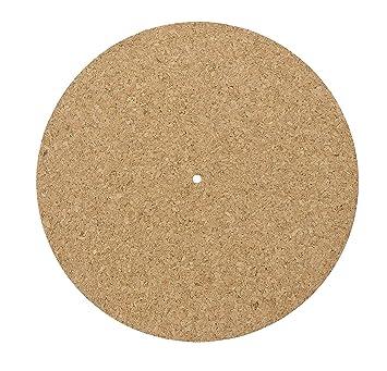 Allegro K 1 placa de apoyo de corcho plato tocadiscos-edición-para ...