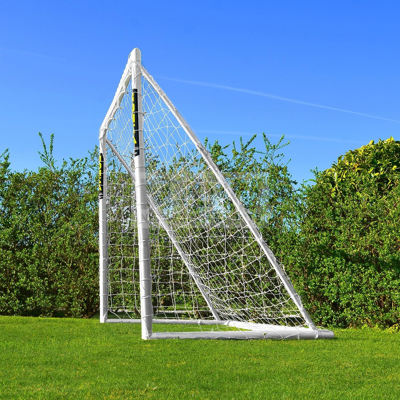 amazon com forza soccer goal 8x6 the premier soccer goal brand