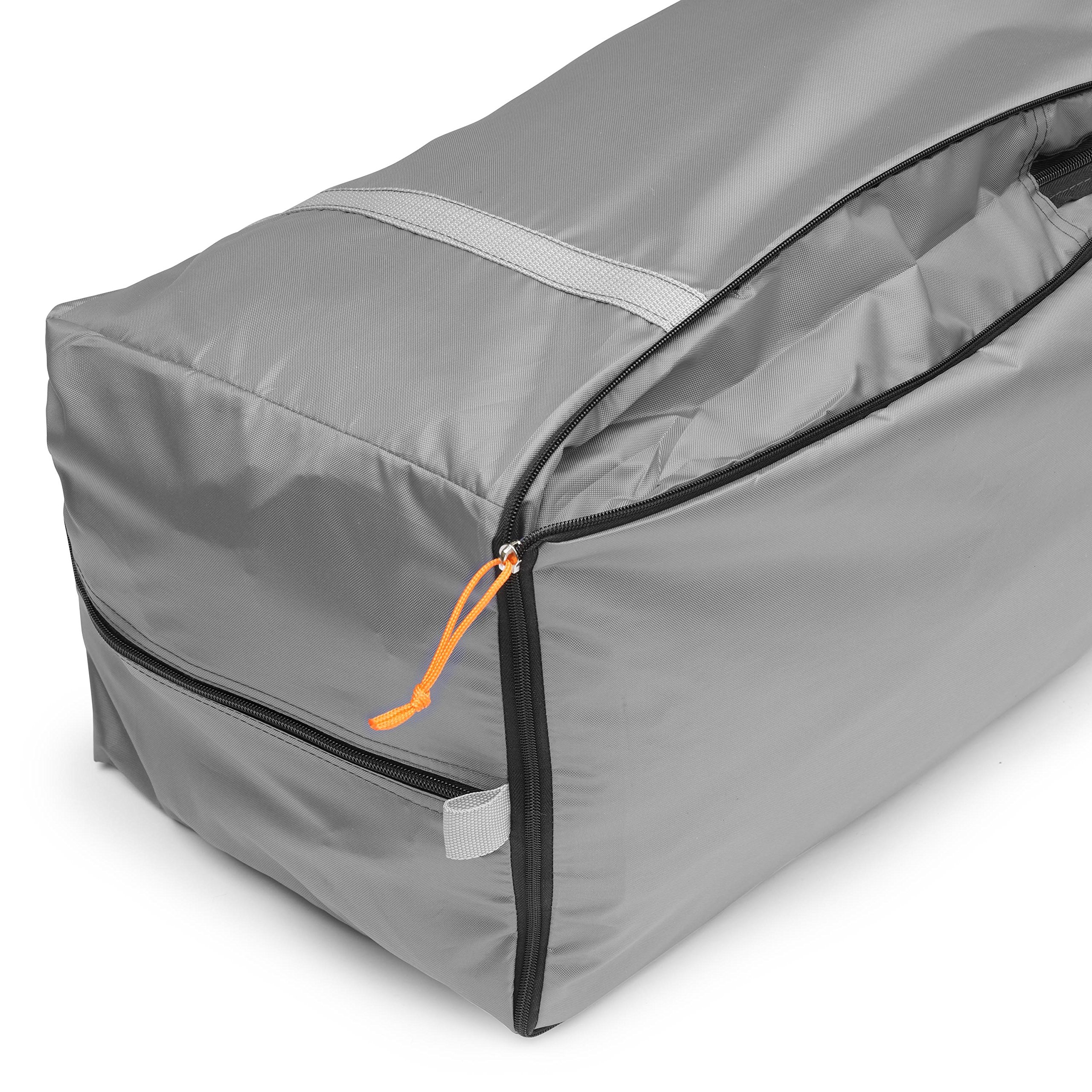 CORE 11 Person Cabin Tent with Screen Room - 17' x 12' by CORE Equipment (Image #9)