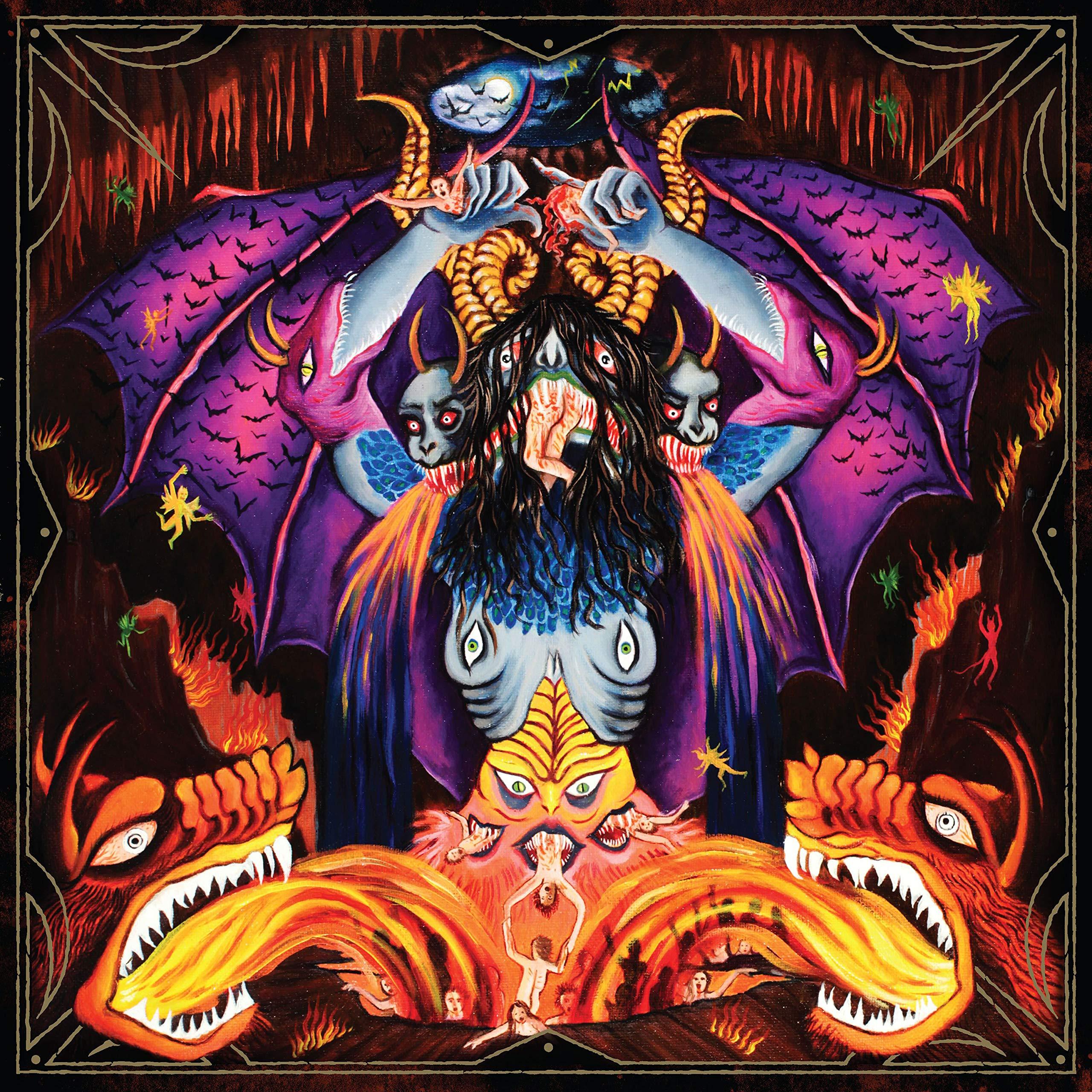 Vinilo : Devil Master - Satan Spits On Children Of Light (LP Vinyl)