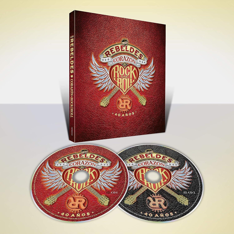 Corazón de Rock And Roll: Los Rebeles, Los Rebeles: Amazon.es: Música