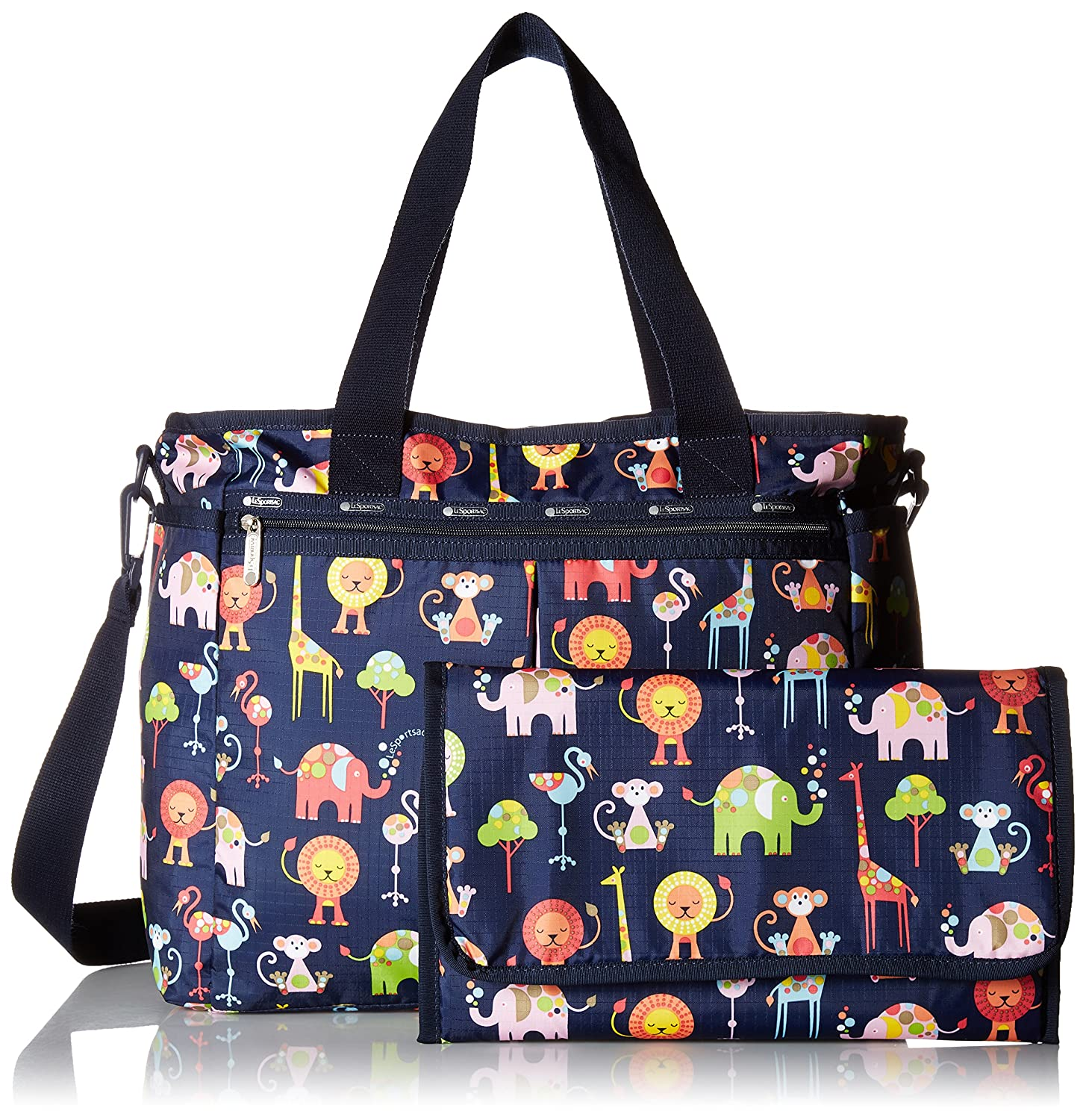 Lesportsac X Mr Men Little Miss Ryan Baby Tote Carry On