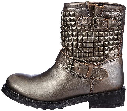 Ash Titan, Bottes à Enfiler Femme , Gris , Grau (Piombo 7094), 41 EU  Amazon.fr Chaussures et Sacs