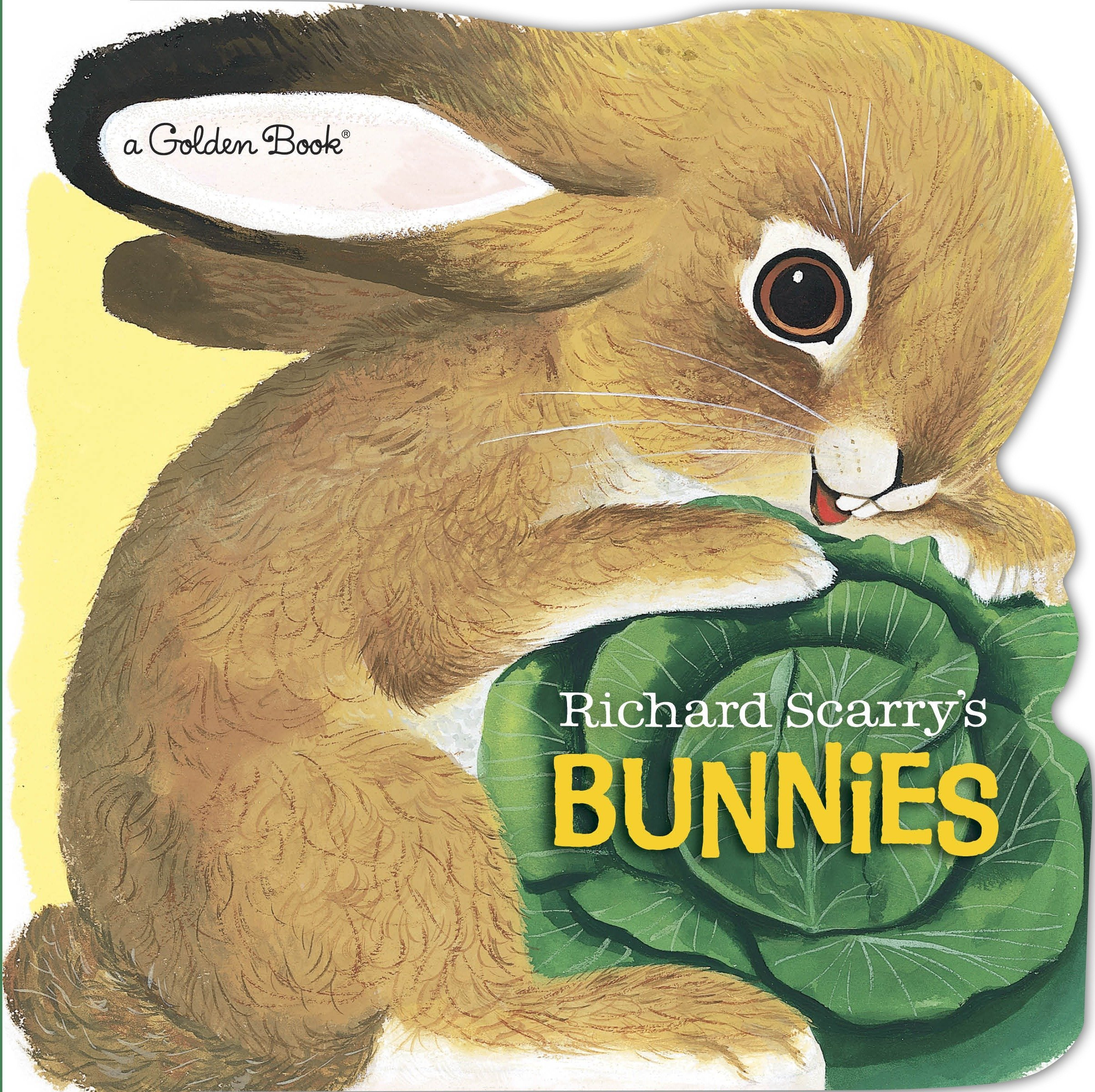 Read Online Richard Scarry's Bunnies PDF