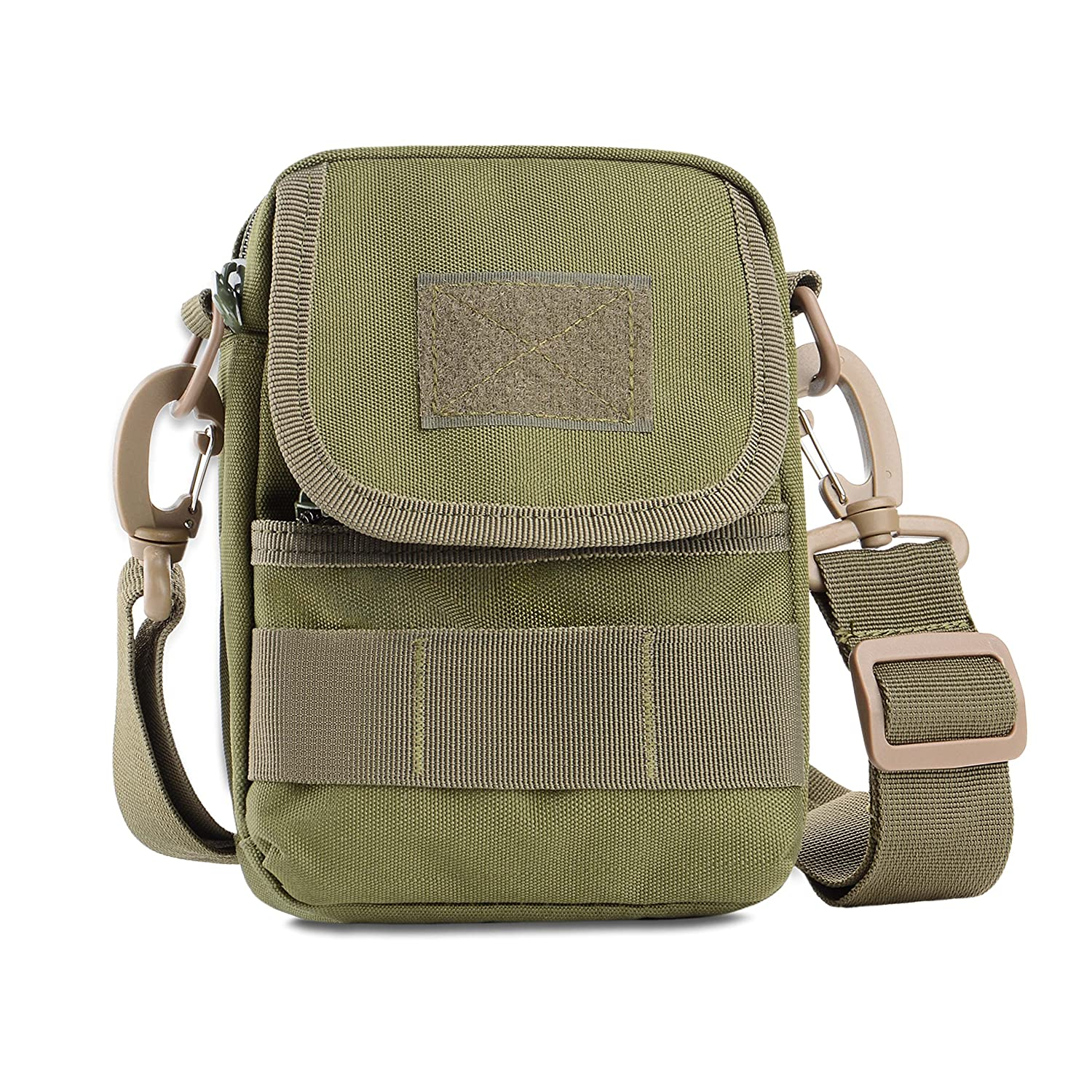 Army Multi-Function Nylon Tactical Messenger bag Military Equipment Shoulder bag