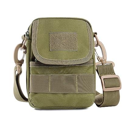 0479fa163b44 Amazon.com  Tactical Messenger Bag