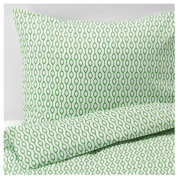 Ikea Bettwäsche Garnitur Rödved In 3 Größen 155 X 220 Cm Amazon