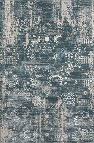 Momeni Rugs Juliet Collection Area Rug, 3 3 x 5 0 , Green