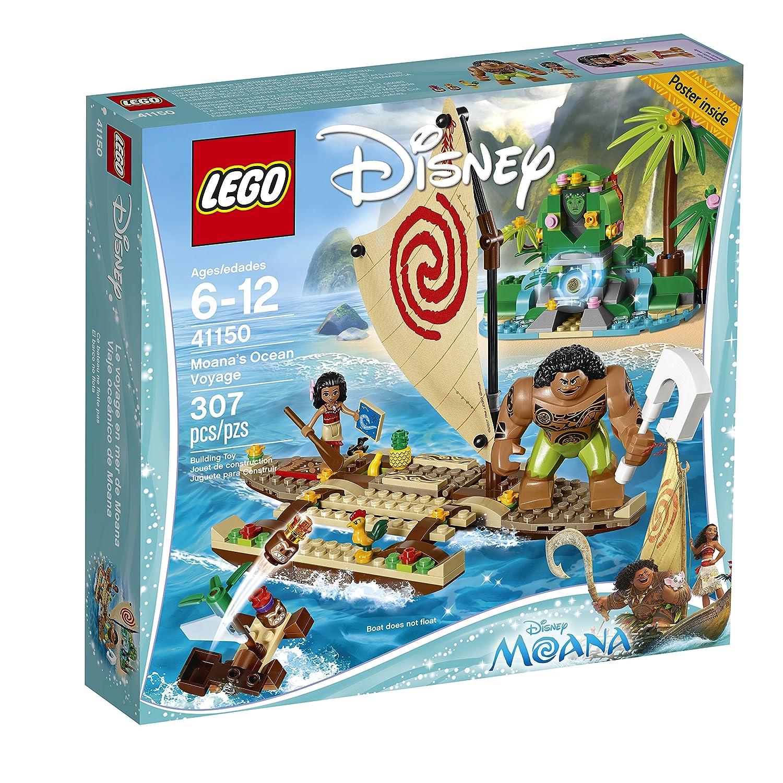 LEGO Disney Moana's Ocean Voya...