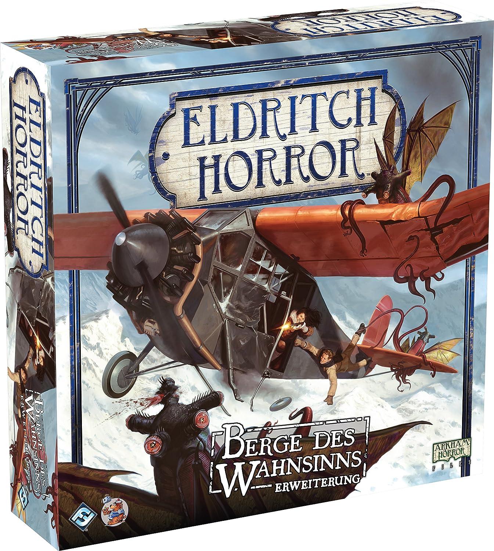 Asmodee He765 Eldritch Horror Berge Des Wahnsinns Erweiterung