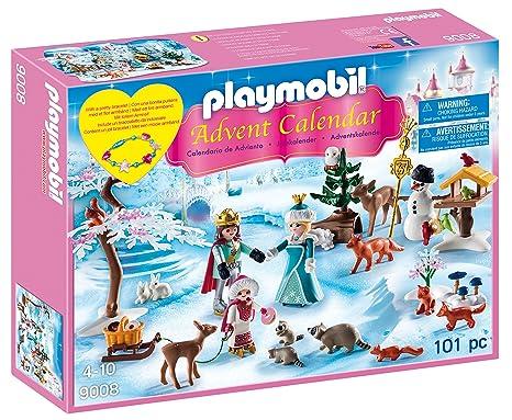 Calendario Avvento Playmobil.Playmobil 9008 Calendario Dell Avvento Principessa