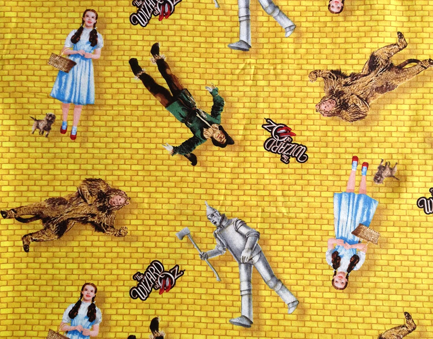 Yellow Brick Road Quilt Pattern Free New Inspiration Design