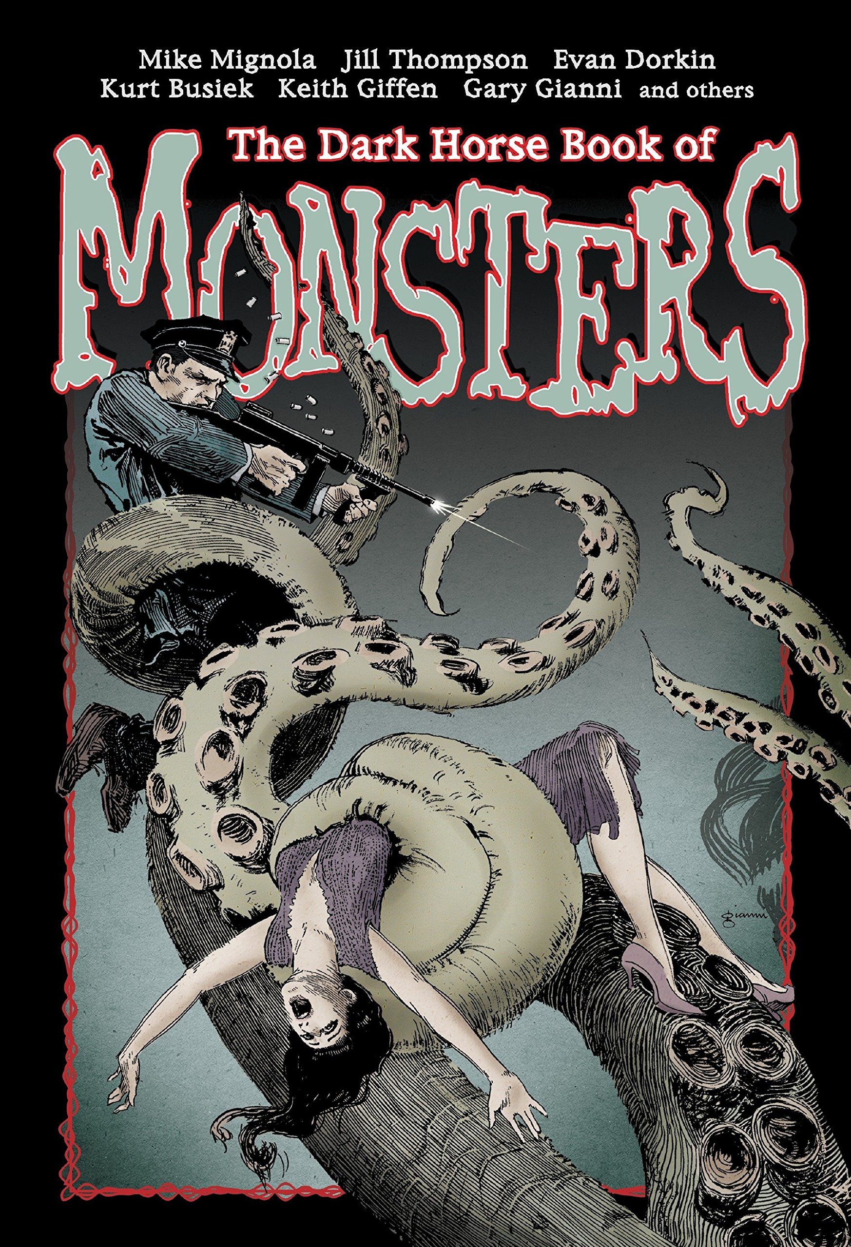 Download The Dark Horse Book of Monsters ebook