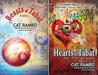 Beasts of Tabat by Cat Rambo science fiction and fantasy book and audiobook reviews