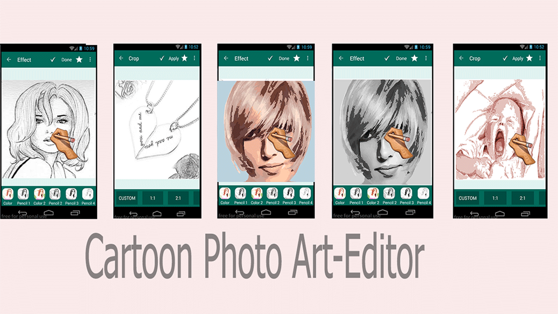 Amazon Cartoon Photo Art Editor Appstore For Android