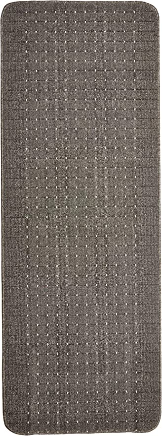 Dandy Kilkis Washable Hallway Runner Carpet Runner 180 X 67cm Beige UK Seller