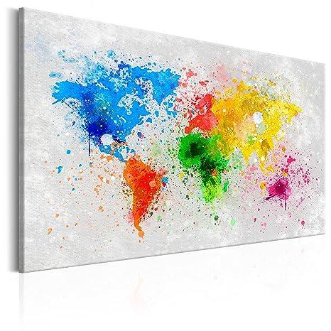 Murando Bilder 120x80 Cm Leinwandbilder Fertig Aufgespannt 1