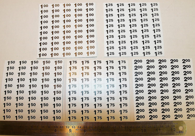 lot de 4 FT50-43 Tore ferrite amidon 12.7x7.14x4.8mm 400Mhz 440nH