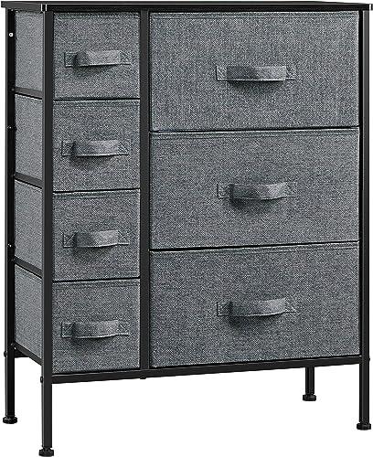 Topeakmart Dresser Bedroom Dresser