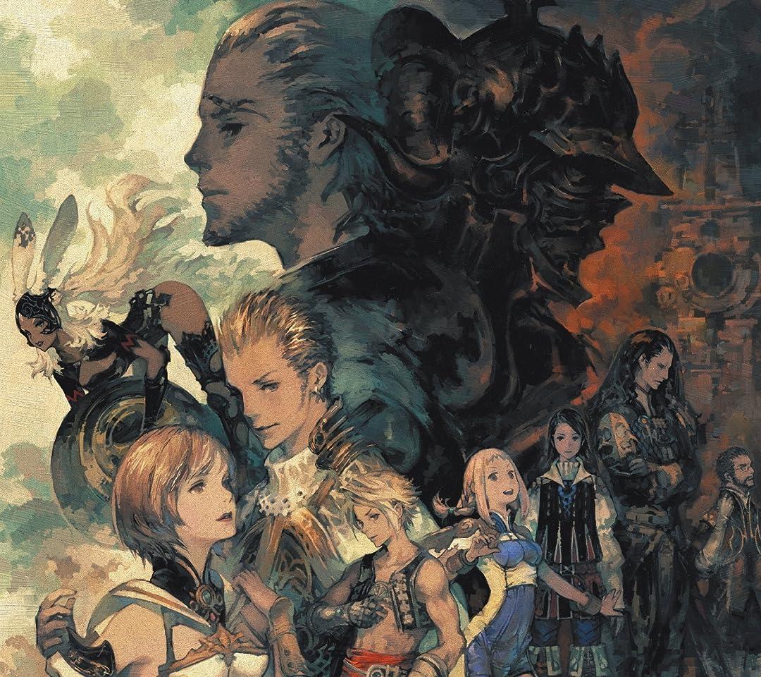 ファイナルファンタジー Final Fantasy Xii The Zodiac Age ヴァン アーシェ バルフレア パンネロ フラン バッシュ ヴェイン カルダス ソリドール ラーサー ファルナス ソリドール ジャッジ ガブラス Qhd 1080 960 画像 スマポ