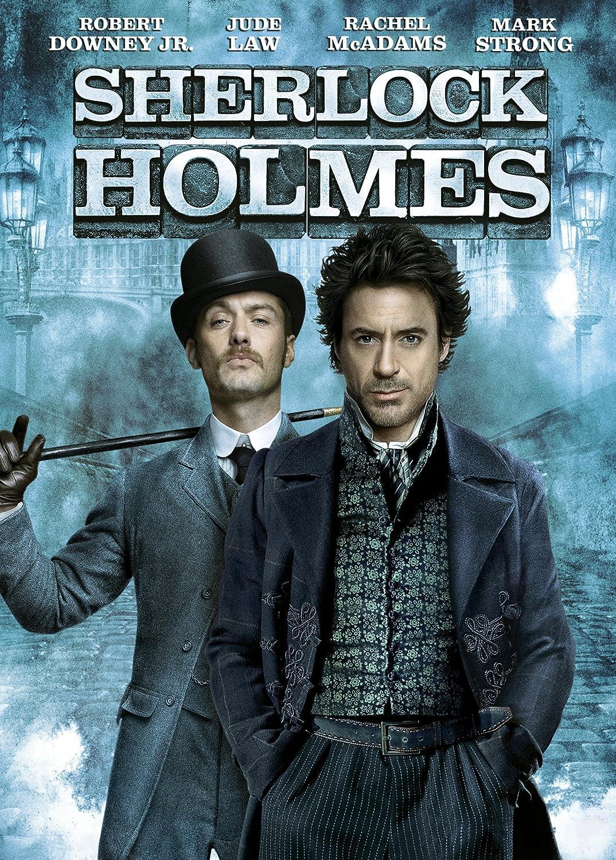 Download Sherlock Holmes (2009) {Hindi-English} 480p [400MB]