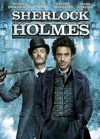 Sherlock Holmes [DVD] [2009]: Amazon co uk: Robert Downey Jr