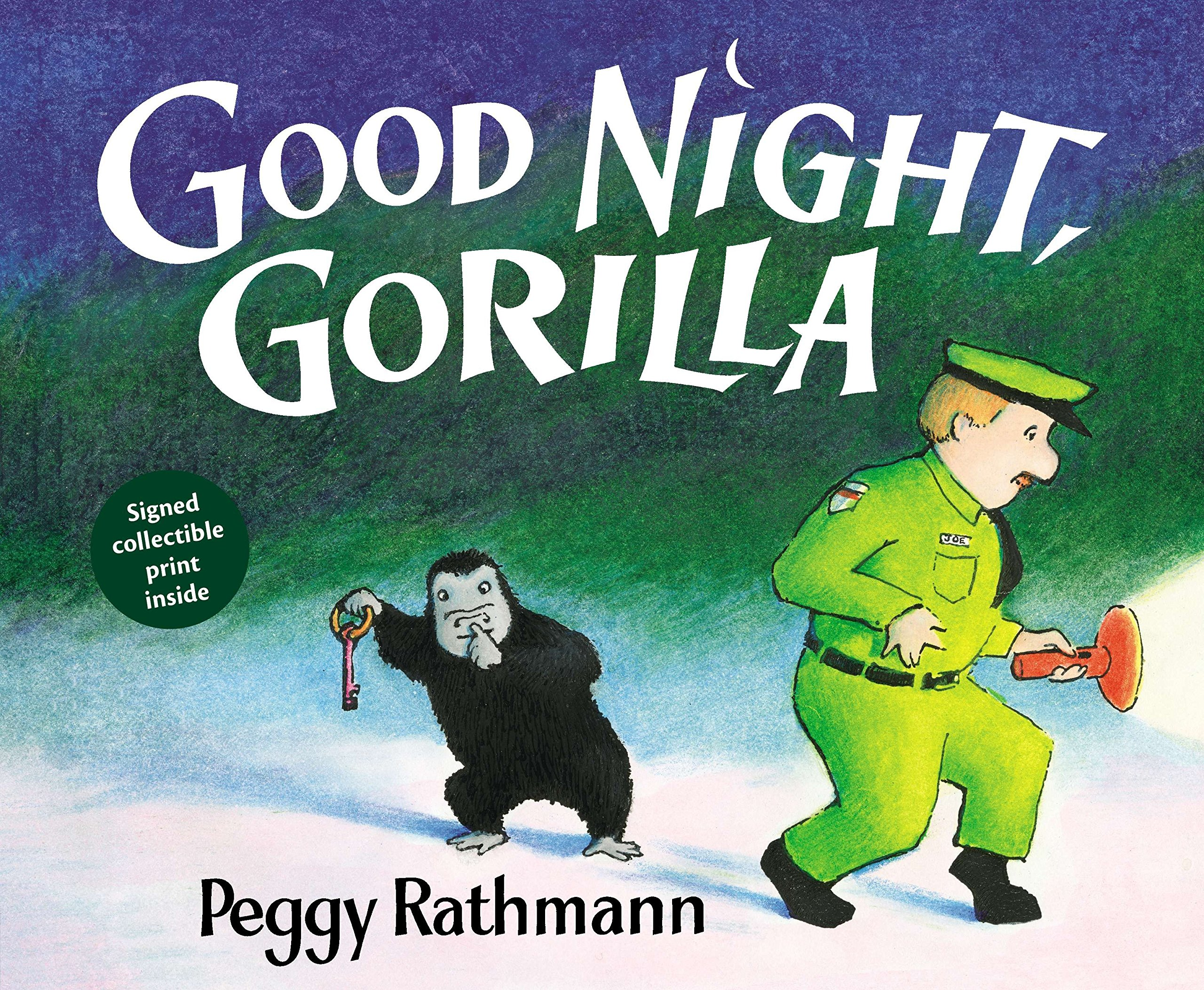Good Night Gorilla &#8211