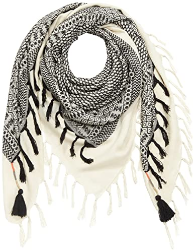 PIECES Pctrinne Square Scarf, Chal para Mujer
