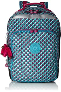 Kipling Grand sac à dos College Rouge RWsaBbwYYz