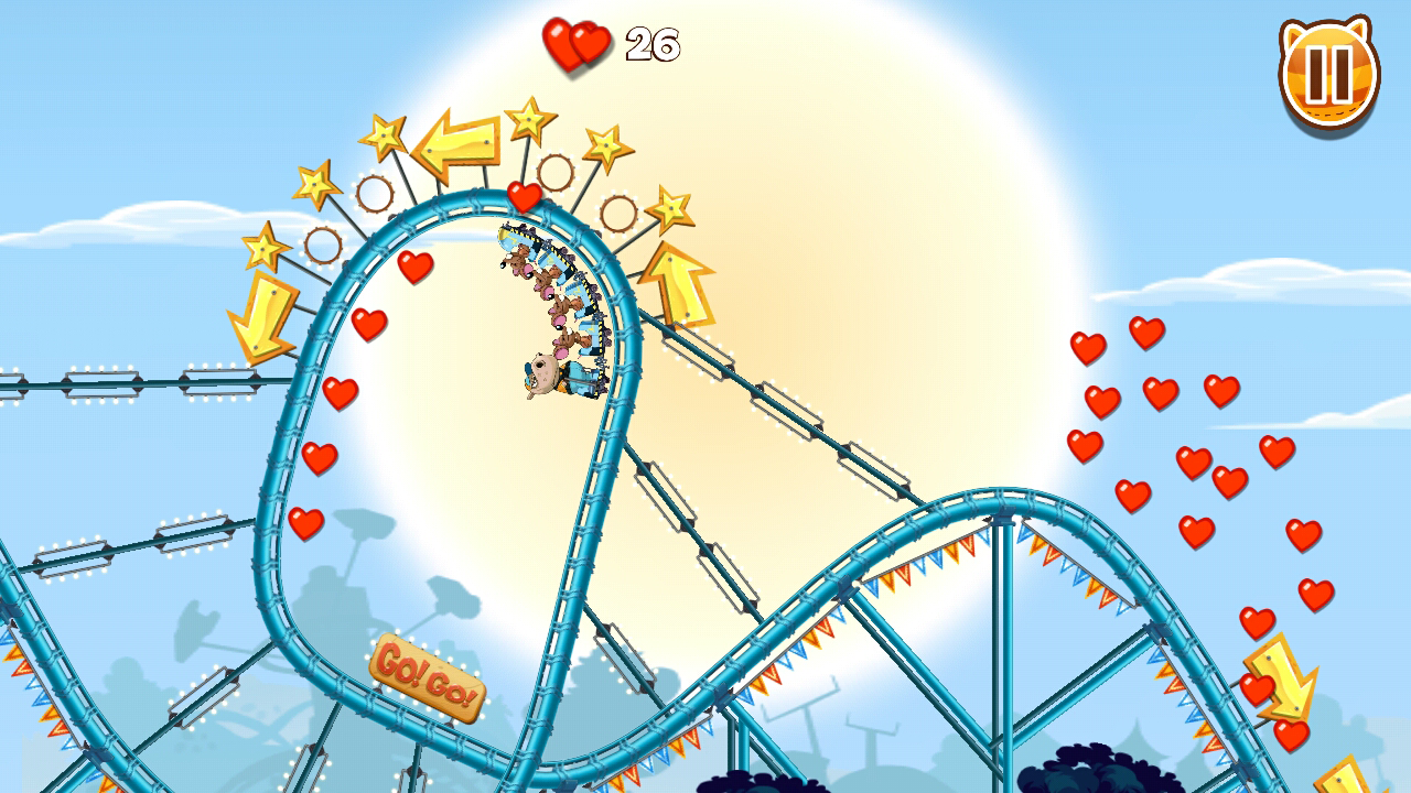 Nutty Fluffies Rollercoaster Appstore For Android Roller Coaster Here Is A Wonderful Diagram Which Shows What Happened