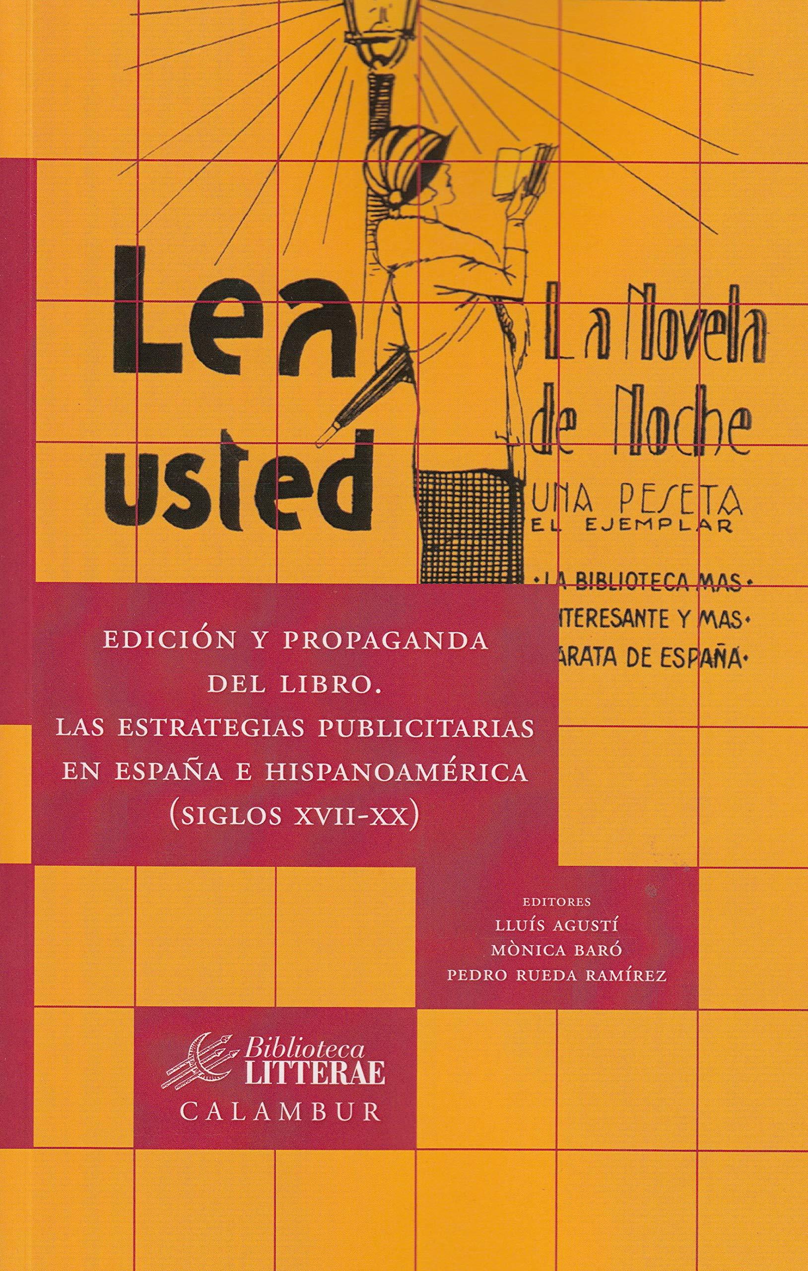 Edicion y propaganda del libro: Amazon.es: Vvaa, Vvaa: Libros