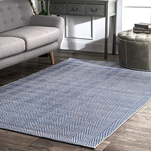 nuLOOM Kimberely Hand Loomed Area Rug