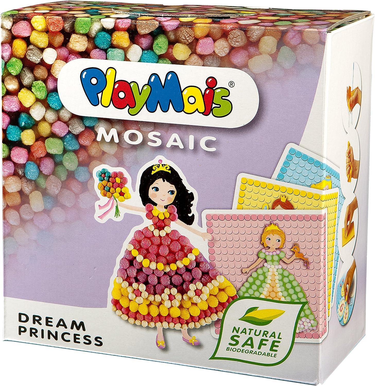 PlayMais 160178 Mosaic Dream Princess - Juego de piezas para crear ...