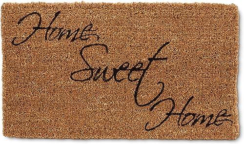 Abbott Collection Sweet Home D cor Door Mat