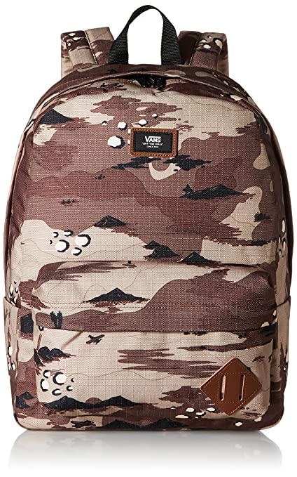 Vans Old Skool II Backpack Mochila Tipo Casual, 39 cm, 22 Liters, (