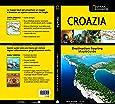 Croazia. Carta stradale e guida turistica. 1:200.000
