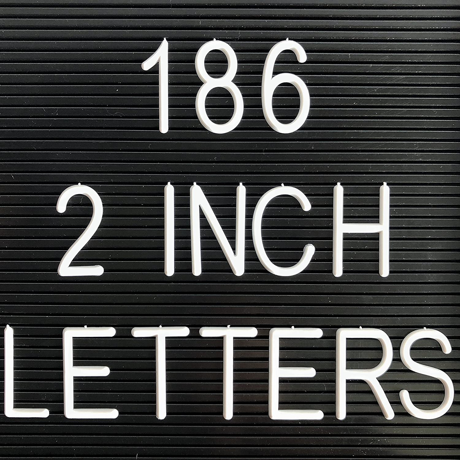 Extra Number or Letter for Sign