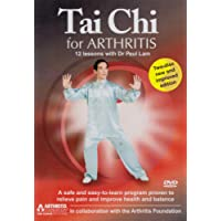 Tai Chi For Arthritis - 12 Lessons With Dr Paul Lam [DVD] [Reino Unido]