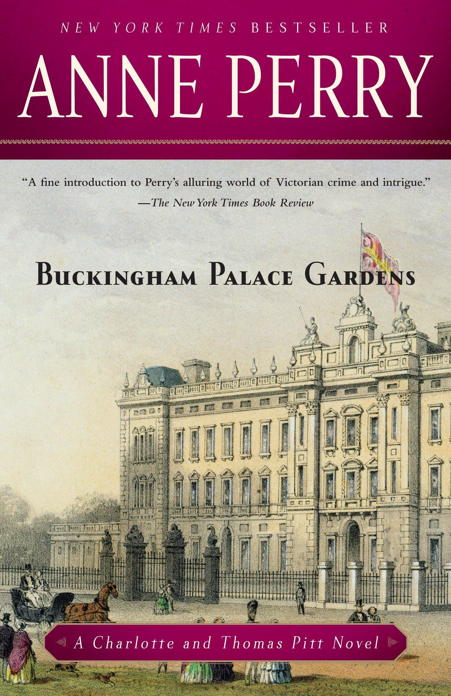 Download Buckingham Palace Gardens: A Charlotte and Thomas Pitt Novel ebook