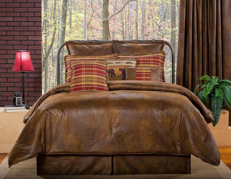 Victor Mill Gatlinburg King Size Comforter Set GATL-206S