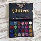 Pro Glitter Eyeshadow Palette - 24 Colors Glitter