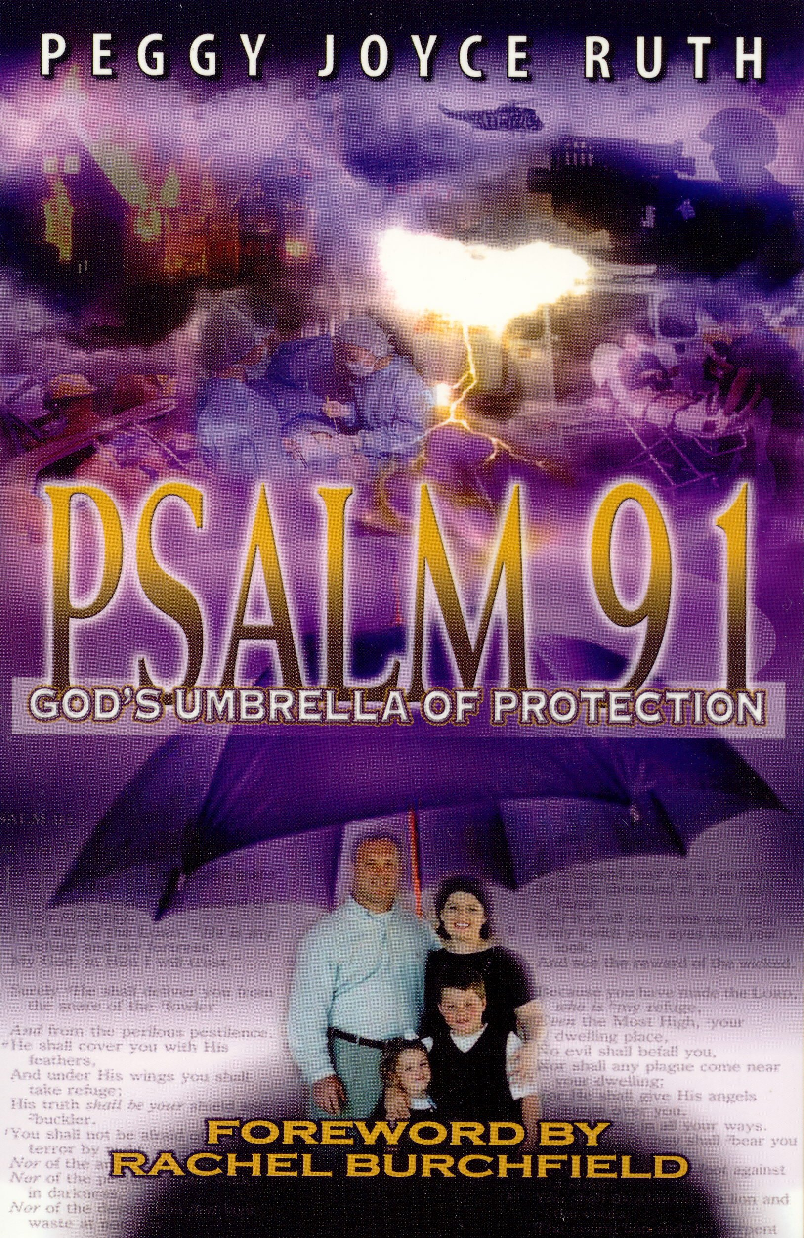 Psalm 91: God's Umbrella of Protection: Peggy Joyce Ruth