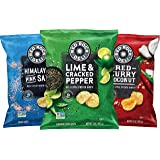Red Rock Deli Style Potato Chips, Variety Pack, 2 Ounce (12 Count)