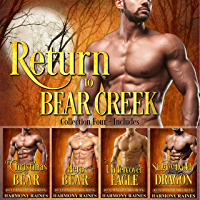 Return to Bear Creek Collection Four (English Edition)