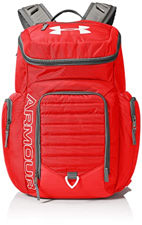 Under Armour - Mochila, Unisex, Multisport Rucksack/Daypack UA Undeniable Backpack II, Rojo: Amazon.es: Deportes y aire libre