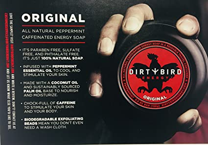 Buy Energy Soap Travel Size: Dirtybird Energy Original - Try Me Size