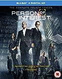 Person of Interest - Season 4 [Includes Digital Download] [Blu-ray] [Region Free]
