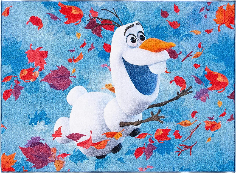 Destiny Rug Safavieh Collection Inspired by Disney/'s Frozen II 3 3 x 5 3