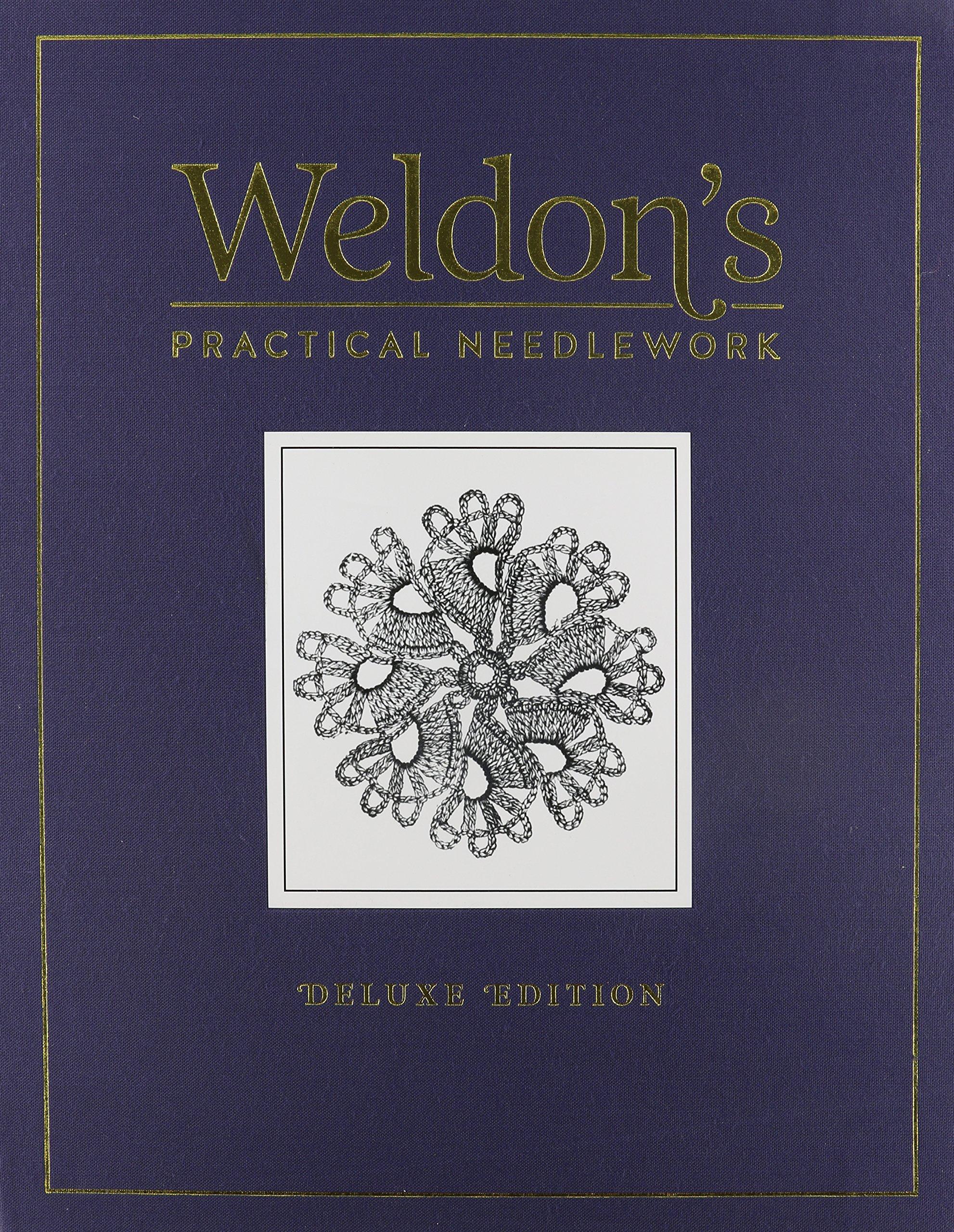Weldons Practical Needlework Deluxe Interweave