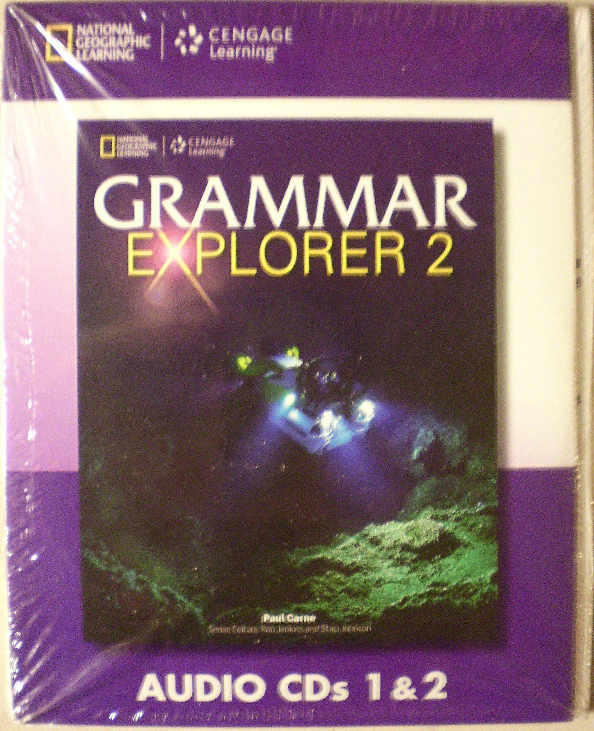 Grammar Explorer 2 (2 Audio CD) by Cengage Learning Australia